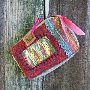 Natural Life Love Life Women's Wrislet Wallet